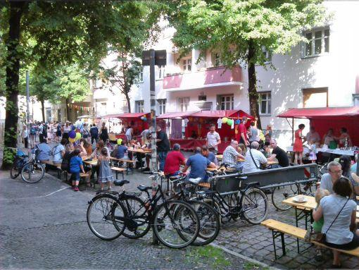 Strassenfest 2016 - 1